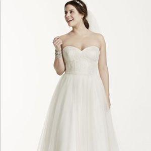 Wedding ballgown